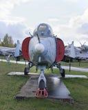 牦牛38运输有垂直的起飞和着陆的突击飞机 免版税库存照片