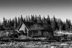 牧羊人房子 免版税图库摄影