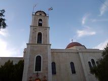 牧羊人领域Beit Sahour 免版税库存图片