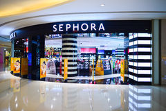 购物中心在深圳 图库摄影