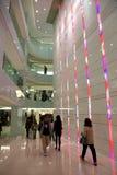 购物中心在香港,中国 库存照片
