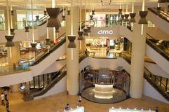 购物中心在香港 库存照片