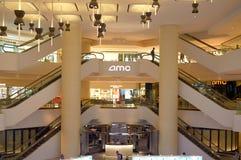 购物中心在香港 图库摄影