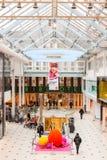 购物中心复活节显示  免版税库存图片