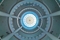购物中心的天花板 库存图片