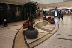 购物中心美好的瓦片设计  图库摄影