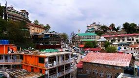 购物中心路穆里巴基斯坦 图库摄影