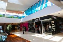 购物中心-巴塞罗那,西班牙 免版税库存照片
