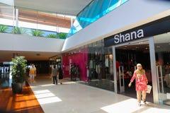 购物中心-巴塞罗那,西班牙 库存图片