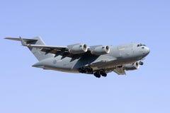 货物军用加拿大飞机 库存图片
