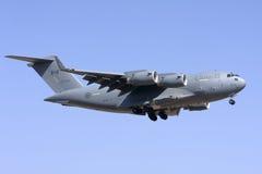 货物军用加拿大飞机 图库摄影