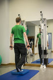 物理疗法行使健康活跃训练2 库存图片