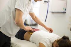 物理疗法行使健康活跃训练8 免版税库存图片