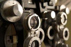 物质视力测定 库存照片