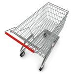 购物车的图象购买的 免版税图库摄影