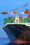 货物货物船 免版税图库摄影