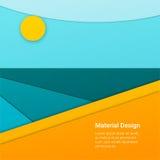 物质设计背景 图库摄影