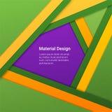 物质设计背景 免版税库存图片