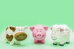 牲口 免版税库存图片