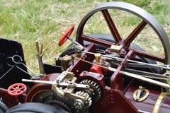 牵引车细节  免版税库存照片