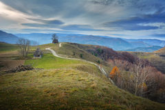 特兰西瓦尼亚罗马尼亚 免版税库存照片