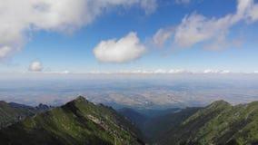 特兰西瓦尼亚-弗格拉什山高原-罗马尼亚 影视素材