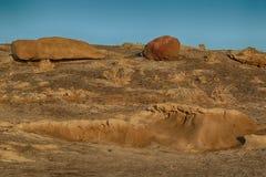 特内里费岛,火山岩,在Playa Colmenares附近 免版税库存照片
