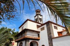 特内里费岛-圣克鲁斯 免版税图库摄影