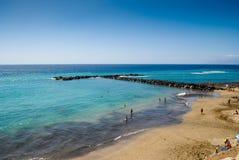 特内里费岛 库存图片