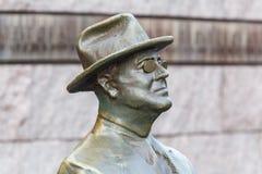 特写富兰克林・德拉诺・罗斯福 免版税库存照片