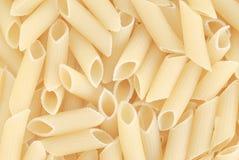 特写镜头意大利人意大利面食 库存图片