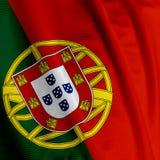 特写镜头标志葡萄牙 免版税库存照片