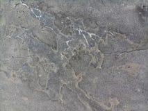 特写镜头表面灰色或黑大理石石头 库存照片