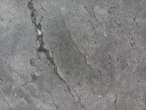 特写镜头表面灰色或黑大理石石头 免版税库存照片