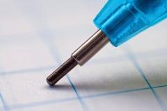 特写镜头铅笔 库存照片