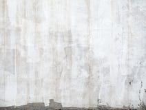 特写镜头与膏药的混凝土墙纹理 图库摄影