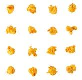 特写镜头玉米设计流行音乐工作 库存照片
