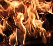 特别火焰 免版税库存图片