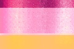 特别美丽的玫瑰色金子贺卡为情人节和新的婚礼夫妇 免版税图库摄影