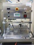 特别设备或设备在工业制药 库存图片