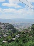特古西加尔巴,洪都拉斯 免版税库存照片