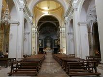 特尔尼-圣玛丽大教堂  库存照片