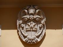 特尔尼-圣玛丽大教堂  库存图片