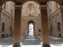 特尔尼- Spada宫殿 库存图片