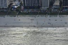 默特尔海滩生活 图库摄影