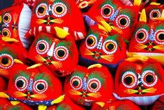 特性中国人老虎 免版税图库摄影