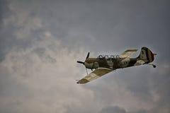 特技飞机 库存照片