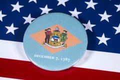 特拉华州在美国 免版税库存图片