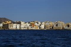 特拉帕尼西西里岛 免版税图库摄影
