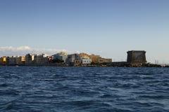 特拉帕尼西西里岛 图库摄影